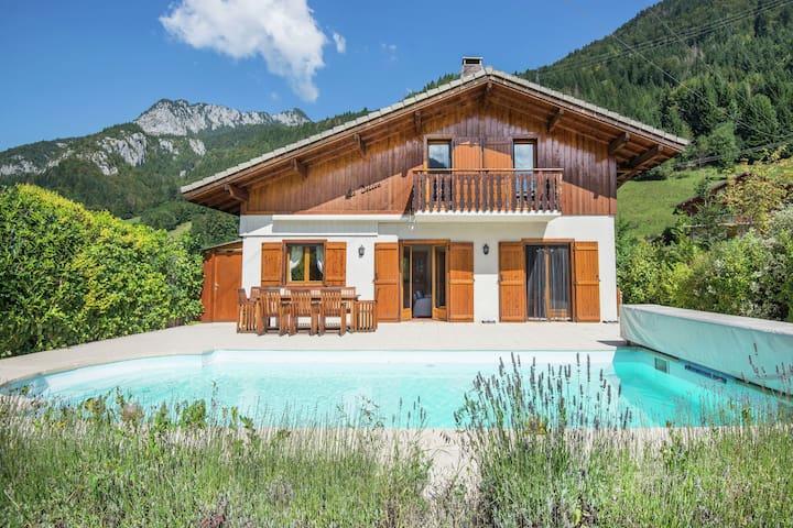 Villa isolée avec piscine à Biot