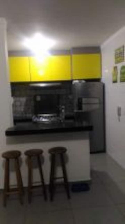 Apartamento lindo e muito bem localizado!