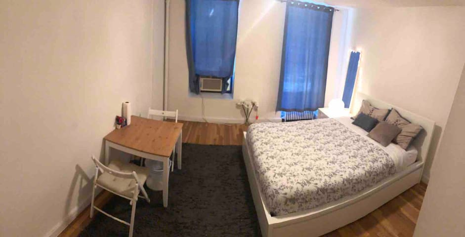 Private cozy room near time square