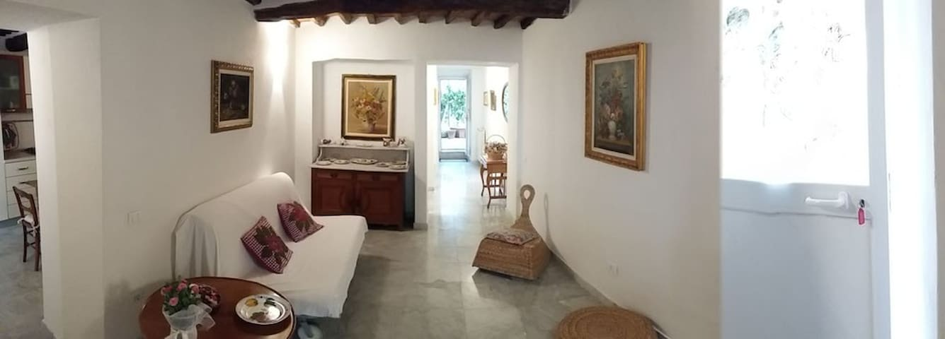 Appartment between Cinque Terre and Versilia