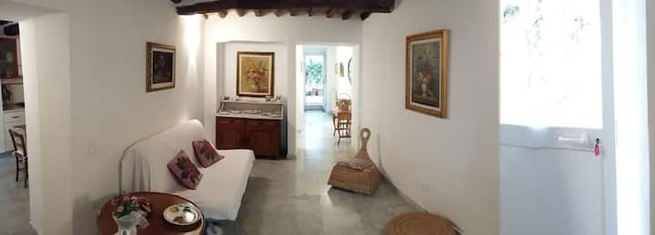 Appartment between Cinque Terre and Versilia