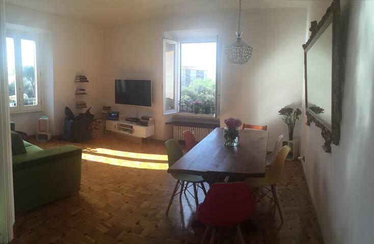 beautiful Testaccio apartment - Rome - Appartement