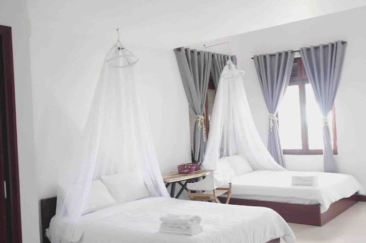 #C34-HOLIDAY VILLA-Sea Wind-GARDEN-Upgraded decor