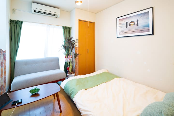 【Legal b&b】Ikebukuro area/ Comfort House/6 Pax