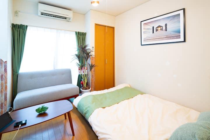 【Go to Travel】Ikebukuro area/ Comfort House/6 Pax