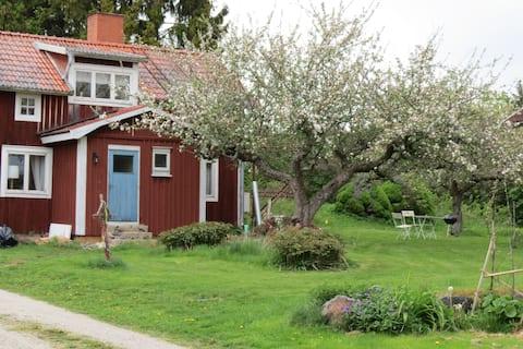Västanberg gård, Glanshammar, 12 km NO Örebro