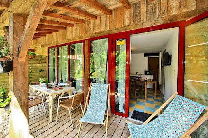 Appartement avec terrasse 32m²