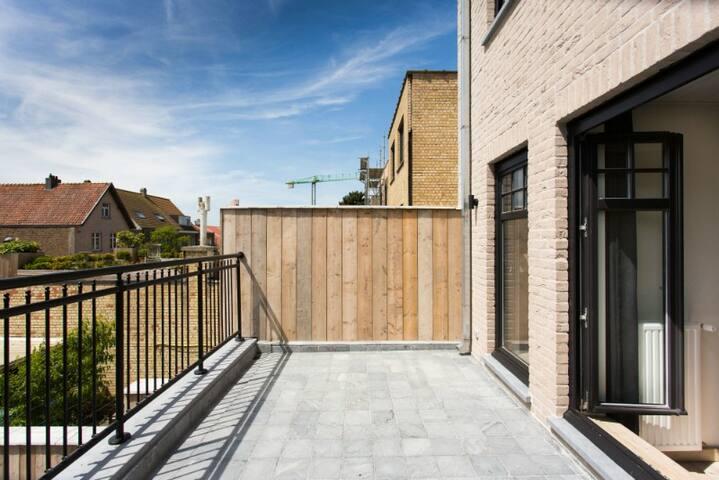 terrace bedroom 1 & 3