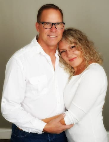 Hi! We are your hosts, Matt & Wanda and it is our passion to serve you.