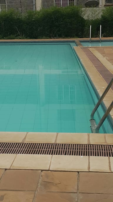 swimming pool accessible to guests