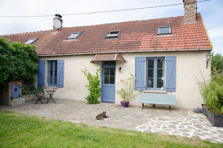 Givergny/Normandy - 4/5 persons house to rent