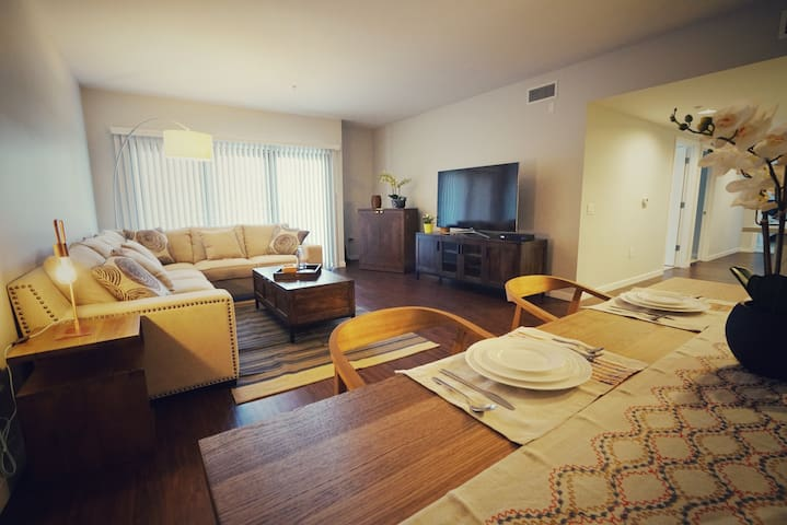 New Lux 3BR/2BA @Apple in Cupertino - Cupertino - Apartment