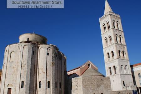 Zadar Downtown Apartment Stars