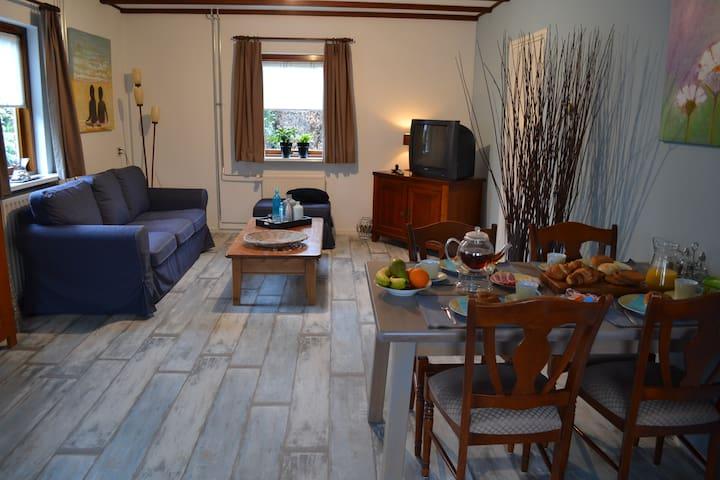 Knus gastenverblijf/vakantiewoning in Mariahout - Mariahout - Wikt i opierunek