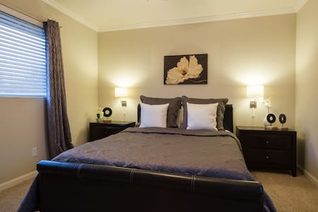Private Master BR/Bath - Cotati - Huis