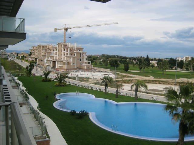 Oliva Beach Apartment - Oliva - Apartamento
