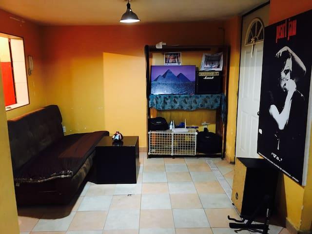 Casa en la bella zona de San Angel - Cdmx - Huis