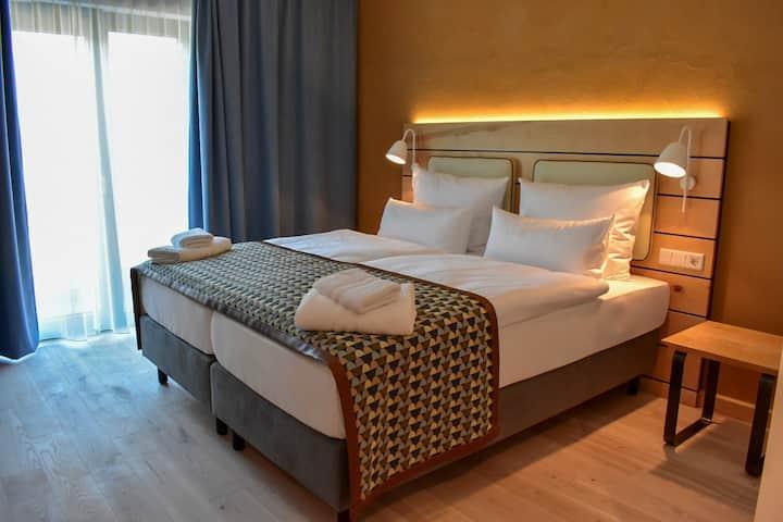 Hotel @ Hoeferer (Tegernheim), Suite (30qm) mit Balkon/Terrasse