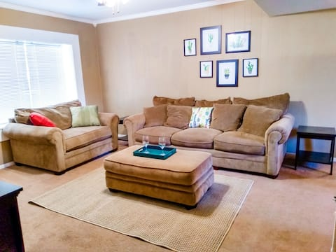 Cozy 4BR/2BA in Andrews TX Weekly/Monthly Discount
