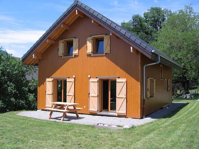 Maison récente au coeur des Bauges - Annecy - Huis