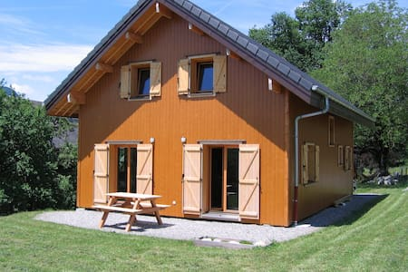 Maison récente au coeur des Bauges - House