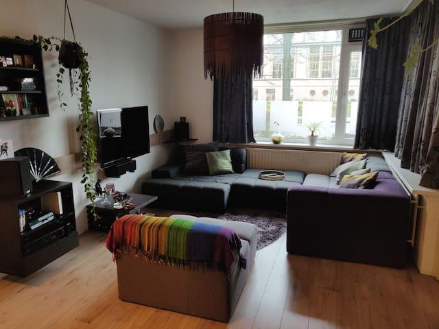 Ruim Appartement in centrum Dordrecht