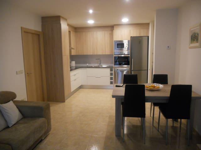 Apartament Sant Quirze de Besora - Sant Quirze de Besora - (ไม่ทราบ)