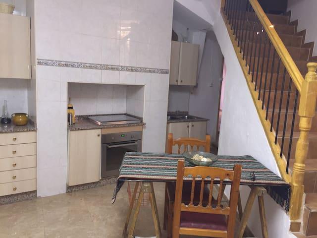 Casa completa para disfrutar mucho - Albacete - Rumah