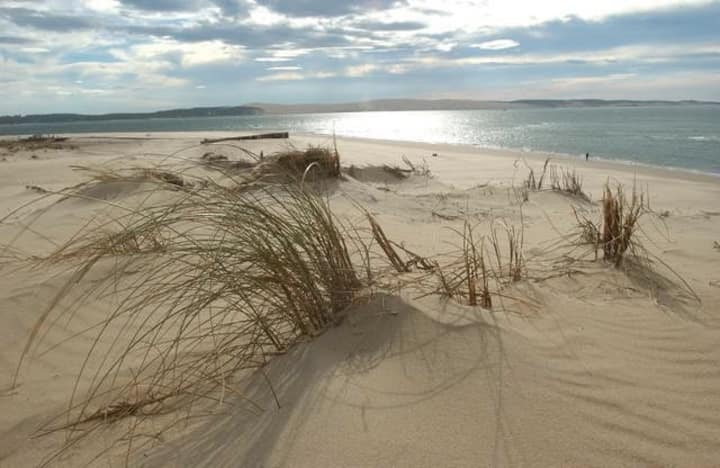 La plage à 5 minutes à pieds ...