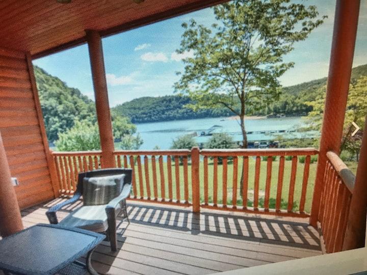 ‼️‼️‼️Log Cabin Condo on Beautiful Lake Norris‼️‼️‼️