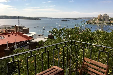 Potts Point Palace - Elizabeth Bay - 公寓
