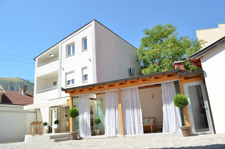 City Apartment One double - Mostar - Bed & Breakfast