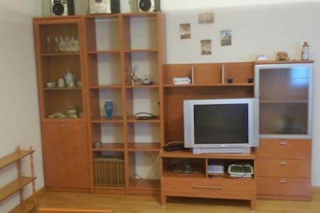 Apartamento completo - El Burgo de Osma