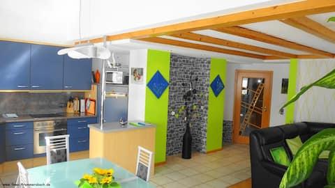Modern appartment in romantic Spessart!