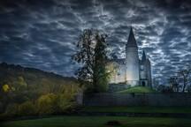 La magie du château de Vêves . Merci Isabelle!  (crédit photo @ Isa Nefisamo Robert)