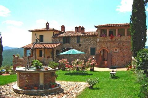 4 star holiday home in Chiusdino