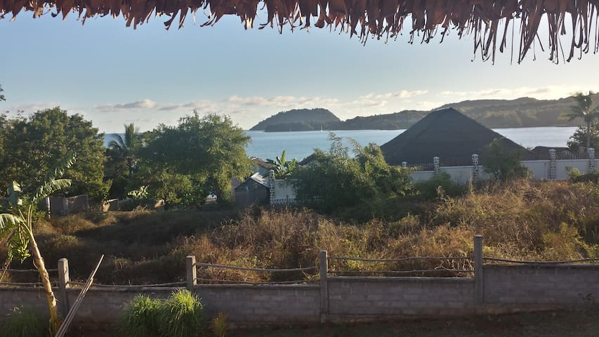 Casa con vista mare Villa Fanjava
