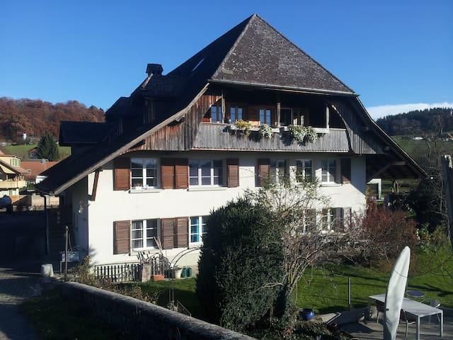 Studio auf Biohof Trimstein