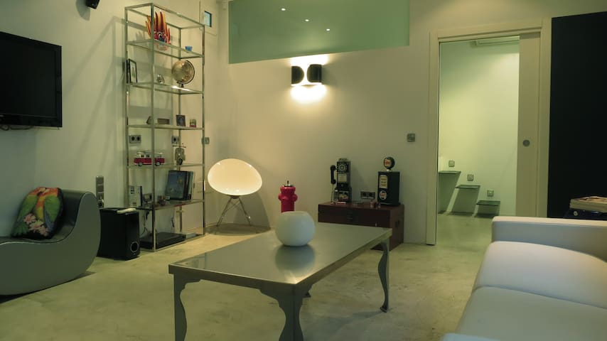 Cozy and charming apartment in the heart of Madrid