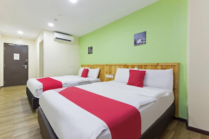 1BR Family Suite@ Apple Hotel Shah Alam