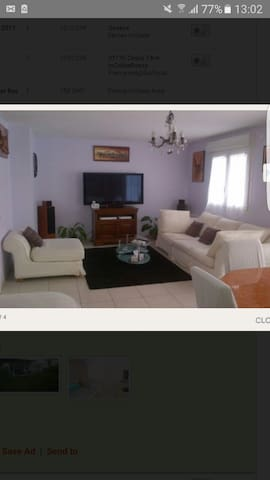 2BD Apartment in Ferney-Voltaire - Ferney-Voltaire - Wohnung
