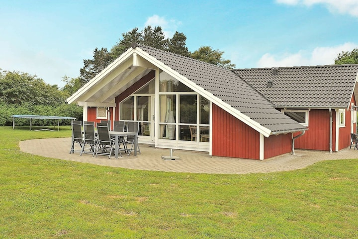 Scenic Holiday Home in Hemmet Near Ringkobing Fjord