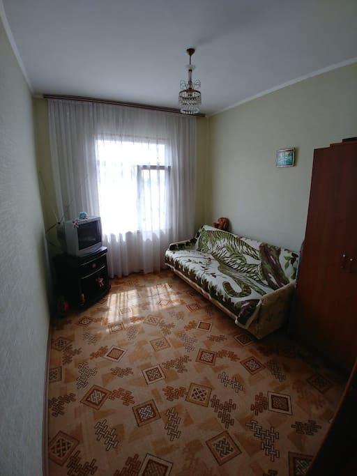одна из 3х спален