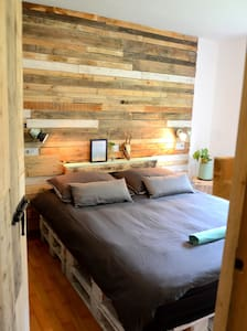 Garden House Bled - Rustic Style Double Room - House
