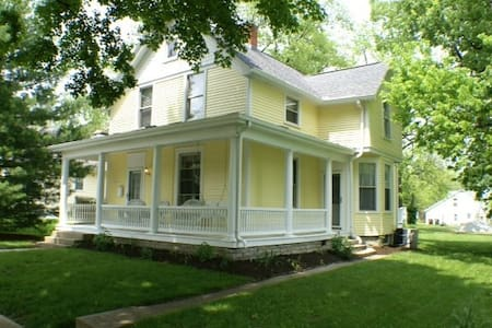 Beautiful old Victorian home 2 blocks from Uptown