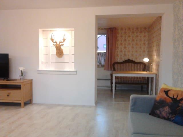 NEU: Princess -175 qm Komfortwohnung - Sankt Andreasberg - Apartment