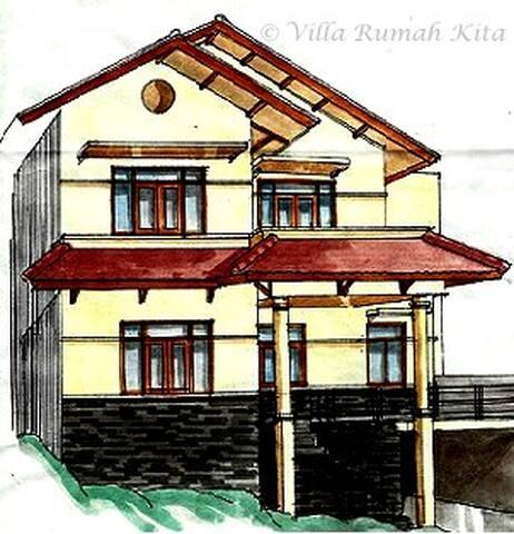 Villa Rumah Kita (2 rooms)