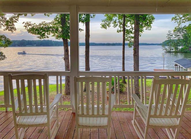 Wake & Lake Hideaway
