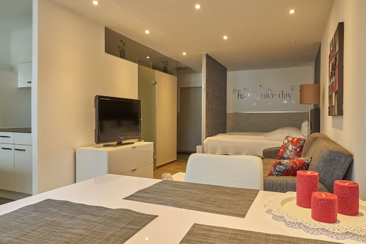 Nice studio apartment near Hannover Messe
