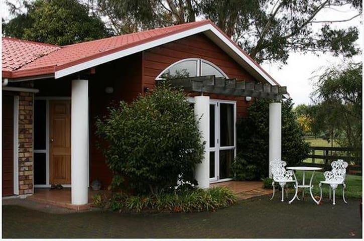 Tui Cottage  Tikitere - Tikitere - Guesthouse